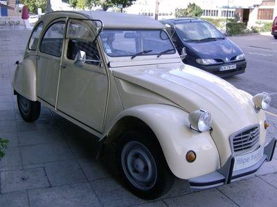 usado Citroën 2CV 6 Club 1SóDono ImpecávelDe1989