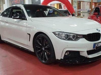 usado BMW 420 d Coupe MPerformance