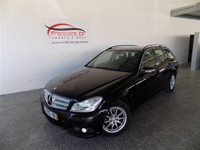 usado Mercedes C200 ClasseCDI CLASSIC + NAVI (5P) (136CV)
