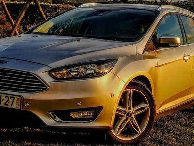 usado Ford Focus 1.5 tdci Titaniun Sw