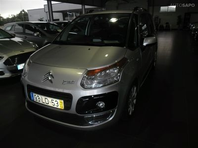 usado Citroën C3 Picasso picasso 1.6 hdi