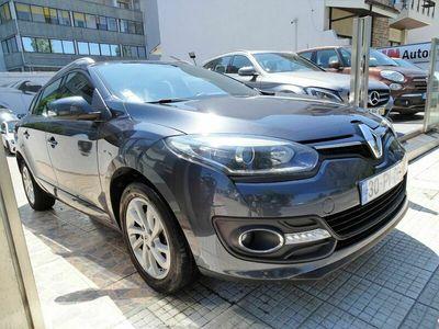 usado Renault Mégane 1.5 dCI SPORT TOURER START AND STOP NACIONAL 110 CV