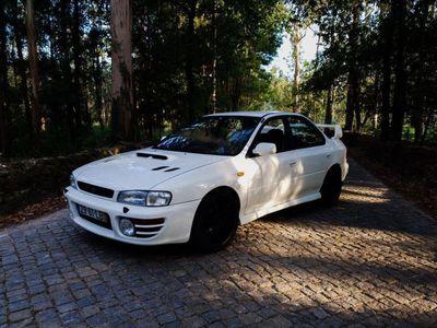 usado Subaru Impreza WRX 2.0 4WD