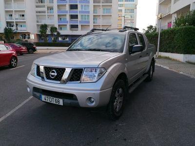 usado Nissan Navara 2.5cc