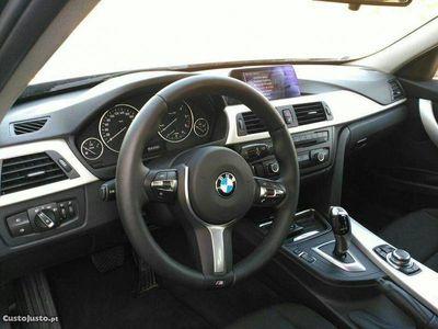 usado BMW 318 touring sport 2.0D 143cv - 13