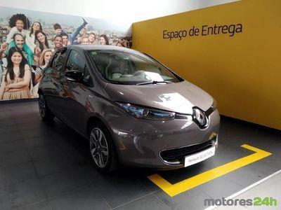 usado Renault Zoe Bose R110