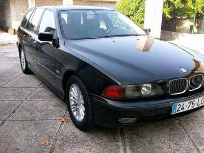gebraucht BMW 525 caixa automatica