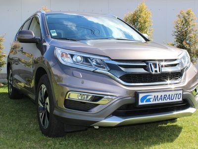 usado Honda CR-V 1.6 I-DTEC Elegance C.Navi