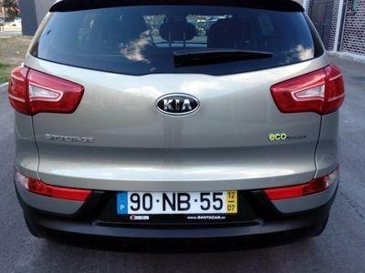 usado Kia Sportage 1.7 CRDI ISG TX