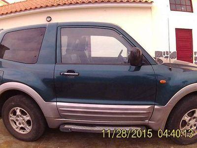 gebraucht Mitsubishi Pajero 3,2 DID