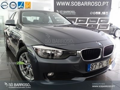usado BMW 320 Série 3 d EfficientDynamics (163cv) (4p)