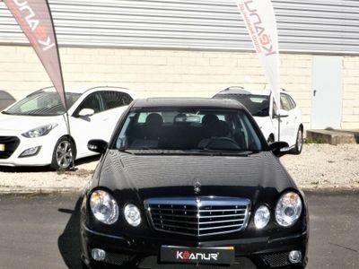 usado Mercedes E220 ClasseCDi Elegance Aut. (150cv) (4p)