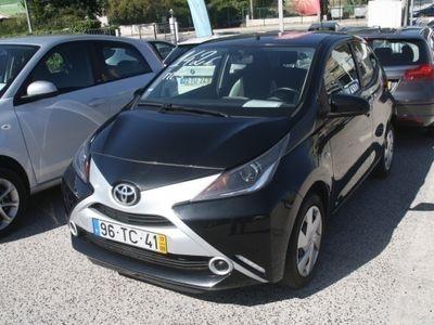 usado Toyota Aygo 1.0 A/C