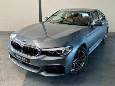 usado BMW 530 Serie 5 e iPerformance 2020