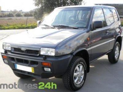 usado Ford Maverick 2.7 TD GLX