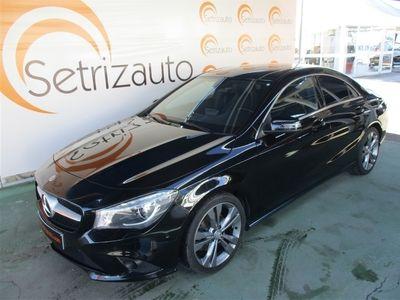 usado Mercedes CLA200 ClasseCDi Urban Aut. (136cv) (4p)
