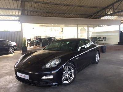 used Porsche Panamera Panamera