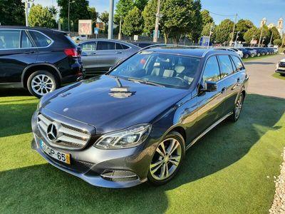 usado Mercedes E250 ClasseBlueTEC Avantgarde (204cv) (5p)