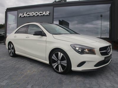 usado Mercedes CLA180 Coupe Urban Pack Night