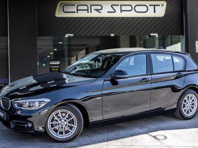 brugt BMW 116 D LINE SPORT