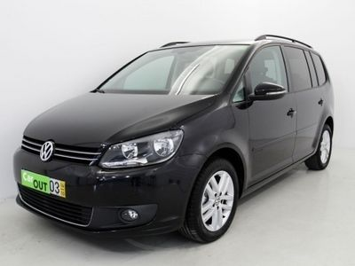 usado VW Touran 1.6 TDi BlueMotion Confortline 7L