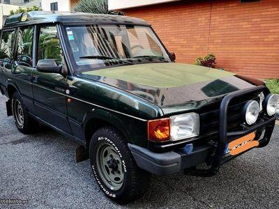 usado Land Rover Discovery 300 Tdi (Camel T)