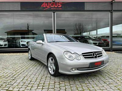 usado Mercedes CLK200 Cabrio Avantgarde-AMG (GPL)