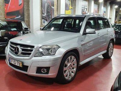 usado Mercedes GLK220 CDI BE AUTO (170CV)