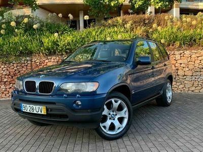 usado BMW X5 ---