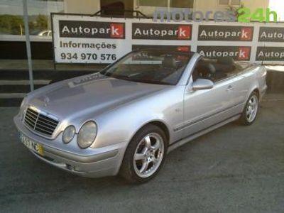 usado Mercedes CLK200 CLK 200Sport Cabrio 136cv