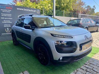 usado Citroën C4 Cactus 1.6 E-HDi Feel Ed.Silver ETG