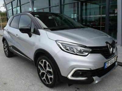 usado Renault Captur 1.5 dCi Exclusive