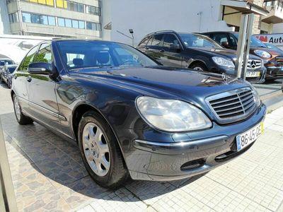 usado Mercedes S320 CDI EXECUTIVE SEDAN NACIONAL 1 DONO