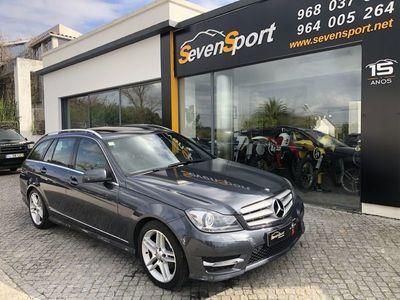 usado Mercedes C250 AMG Avantgarde