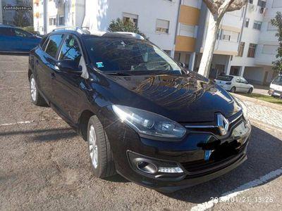usado Renault Mégane 1.5/110 cv limited