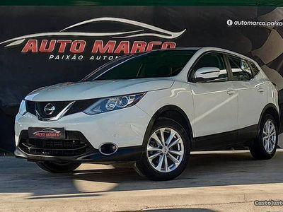 usado Nissan Qashqai Acenta