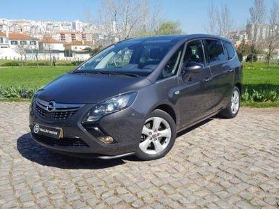 usado Opel Zafira Tourer 2.0 CDTI Cosmo