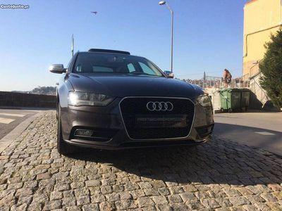 usado Audi A4 2.0 TDi Avant 143 CV - 12