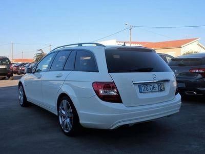 usado Mercedes C200 Classe CCDi Avantgarde BE Aut.