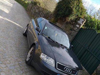 brugt Audi A6 2.5