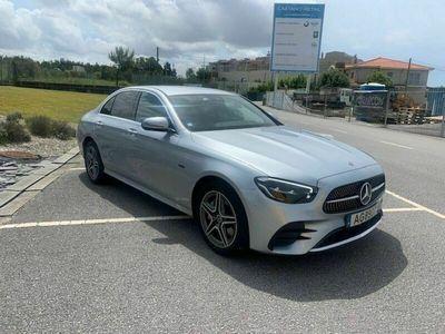 usado Mercedes E300 ClasseAuto 2021