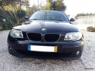 usado BMW 118 D life style 122cv