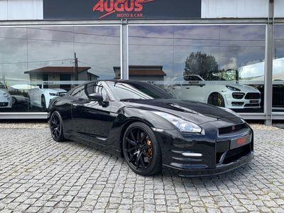 usado Nissan GT-R 3.8 V6 Black Edition 700 cv