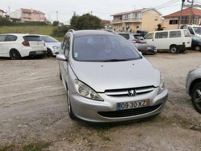 gebraucht Peugeot 307 SW HDI 1.6