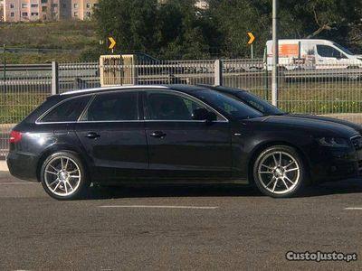 usado Audi A4 avant 2.0tdiauto nasional troco