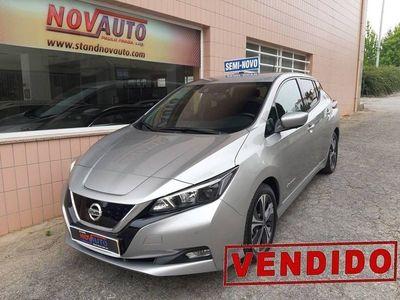 usado Nissan Leaf N-CONNECTA 40Kw/h
