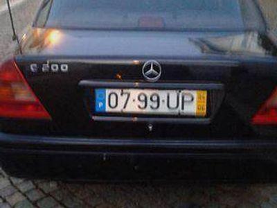 usado Mercedes C200 esprint - 94