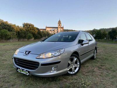 usado Peugeot 407 SW 2.2 HDi Executive