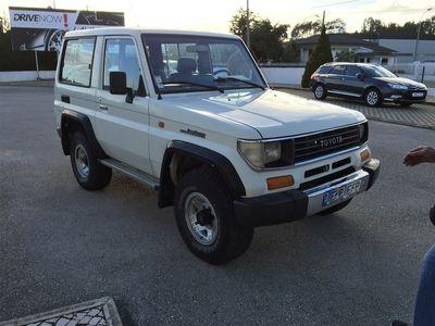 usado Toyota Land Cruiser 3.0 VX TD (125cv) (3p)