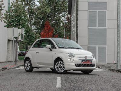 """usado Fiat 500 Lounge c/ Ecrâ Toutch 7"""" & c/ tecto panorâmico"""